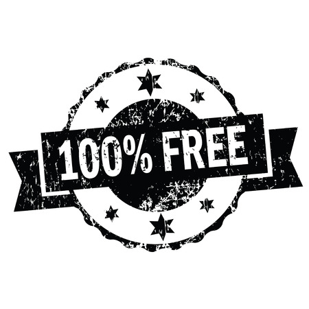 100% free stomp (vector illustration) Vector