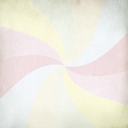 Colorful grunge swirl photo
