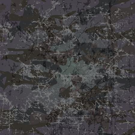 undercover: Sfondo militare con copia spazio (illustrazione vettoriale)