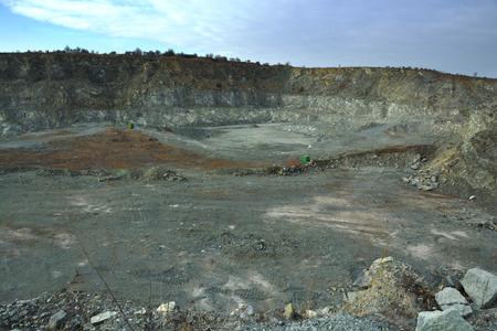 quarries: Quarry near Naslawice in Poland