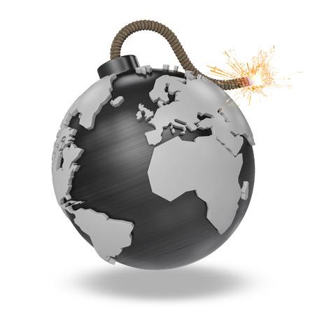 bomb: Bomb world