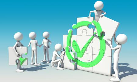 teamwork: teamwork for solution