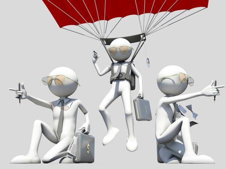 Salesman team