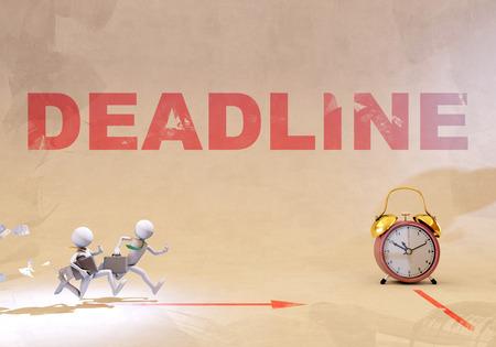 deadline: deadline, 3d rendering