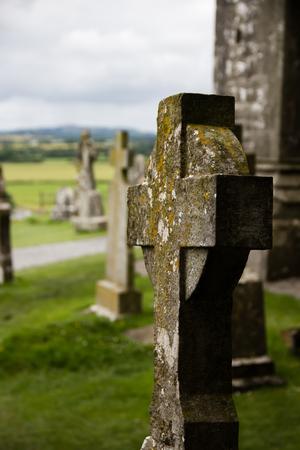 Cemetery in Ireland
