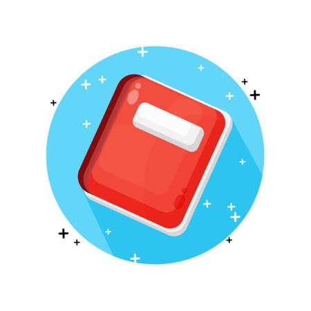 Notebook icon vector design