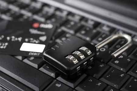 Internet Carte de crédit de la sécurité