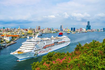 Tweede grootste stad van Taiwan - Kaohsiung