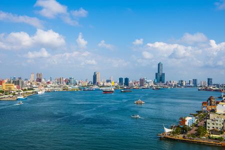 Deuxième plus grande ville de Taïwan - Kaohsiung
