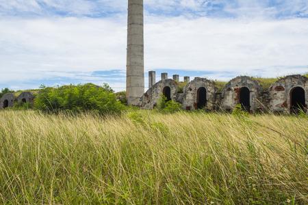 Waste burning kilns photo