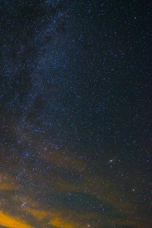 Star Night - fond de scène nocturne de la voie lactée dans la galaxie Banque d'images - 42820375
