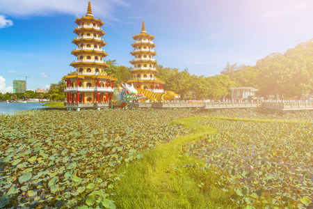 tourist attractions: Kaohsiungs famous tourist attractions