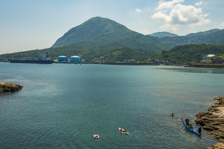 formosa: the North Coast of Taiwan, Shenao, New Taipei, Taiwan