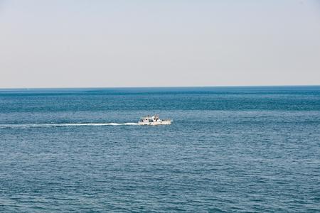 Sea wave with beach in taiwan