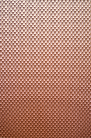 Soft peach color repeated pattern background.