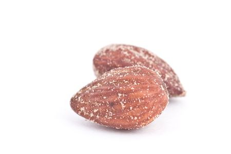 Salted roasted smoked Almonds
