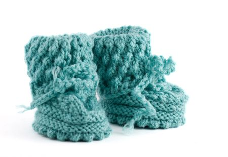 made: Hand made whool socks booties