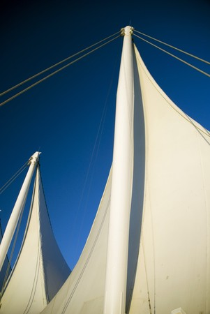 Sails at Canada Place Vancover, BC