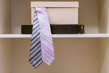 Box of Neckties Imagens