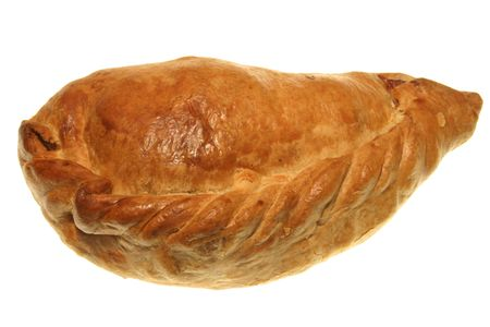 pasty: A Cornish pasty,  Traditional food that dates back to the 13th century