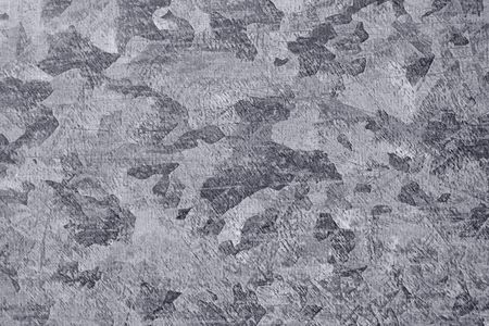 mottled: Mottled scratched metal surface
