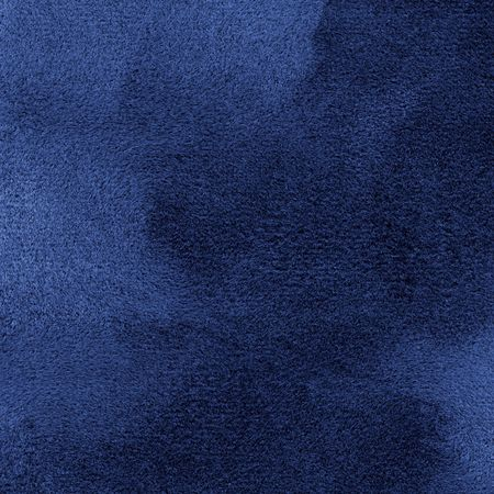 Blue velvet like texture detail background
