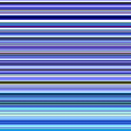garish: Bright blue colors horizontal stripes abstract background.