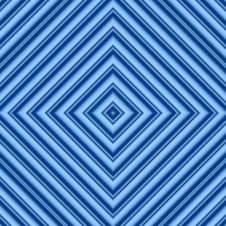 decreasing in size: Seamless diamante blu modello astratto sfondo.