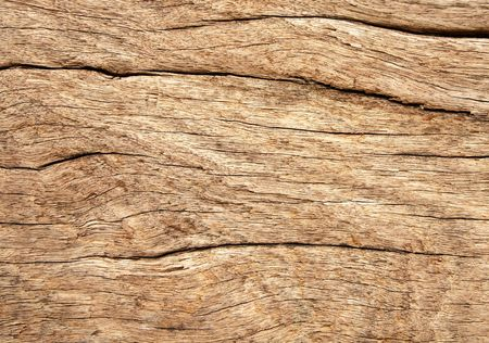 Weathered wood grain texture close up background. Stock Photo