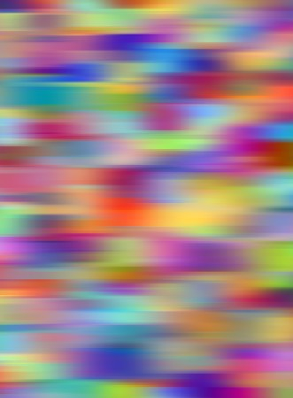 garish: Vibrant multicolored abstract blur background. Stock Photo