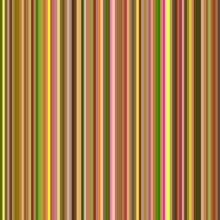 Seamless warm colors vertical stripes abstract background.