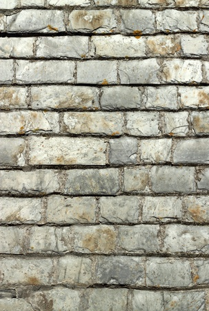 Old weathered slates close up. Stock Photo - 9201107