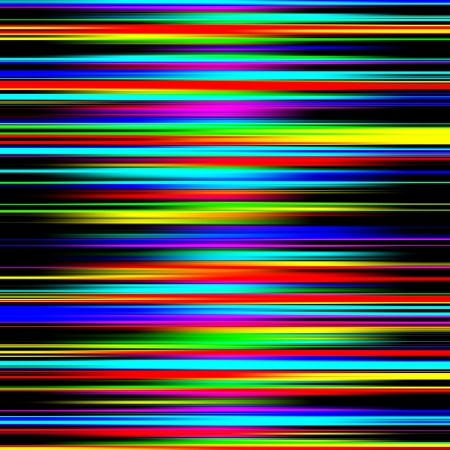 graduated: Multicolored vibrant abstract graduated stripes pattern