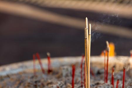incense smoke photo