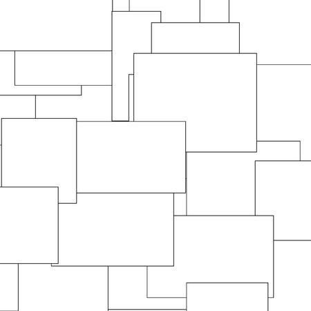 square pattern Ilustração
