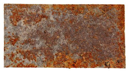 rusty: Metal rusty plate Stock Photo