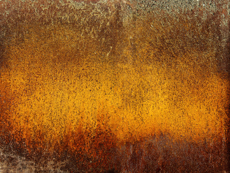 old metal: Vivid texture of old and rusty metal