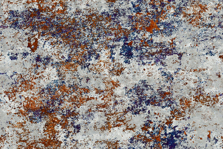 Seamless grunge and rusty textures and backgrounds Stock Photo