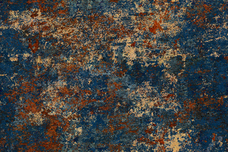 oxidized: Seamless grunge and rusty textures and backgrounds Stock Photo