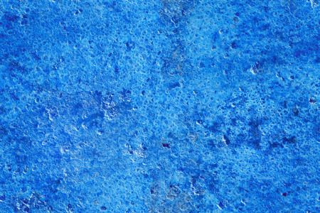 stucco: Seamless blue concrete, plaster, stucco, grunge texture and background