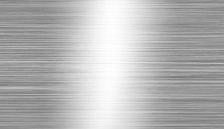 aluminium background: brushed metall: steel or aluminium texture background