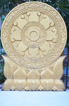 dhamma: Wheel of Dhamma Buddhism signature