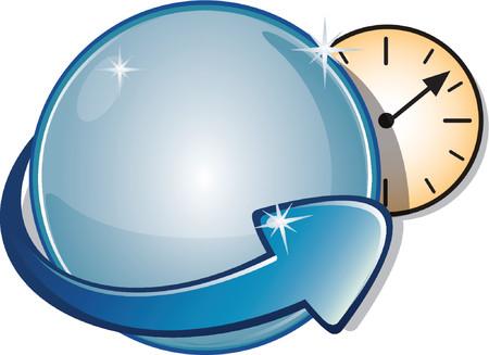 responce: Arrow Banner & Clock Timer