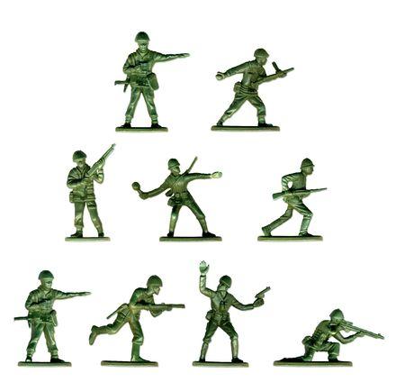 rifleman: Recogida de juguetes tradicionales soldados. Tambi�n disponible por separado en tama�o XL.
