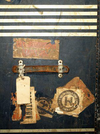 foto carnet: A�ada Travel Case Pegatinas y etiquetas que son muy �tiles para muchos prop�sitos de dise�o  Foto de archivo