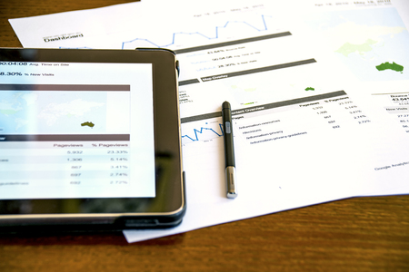 adwords: Digital marketing on the tablet