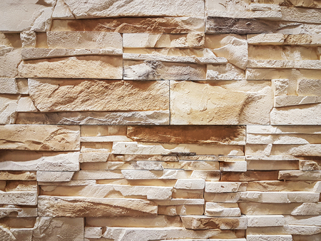Abstract stone wall background texture.
