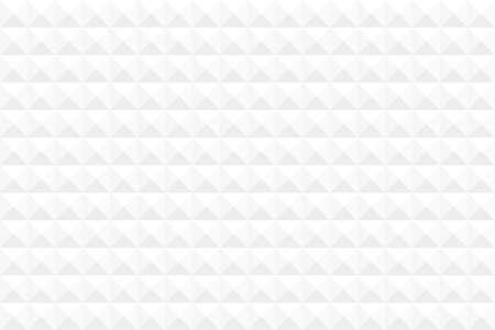 Modern white geometric seamless pattern texture background