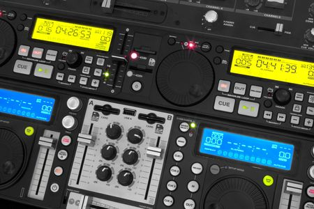 sd: Modern SD card DJ equipment