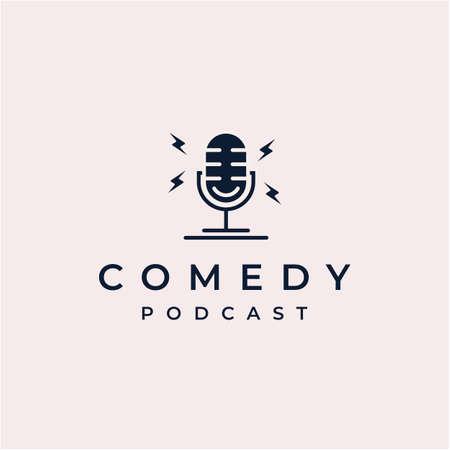 Comedy Podcast  Design Inspiration
